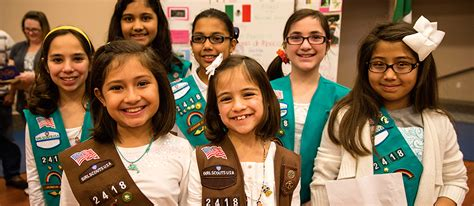 girls scouts of the usa girls scouts of northeast texas world uniforms girl scouts