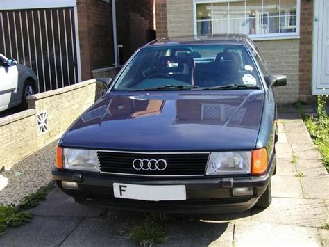 how to learn about cars 1989 audi 100 free book repair manuals audi 100 uk 1989 audi 100 specs photos modification info at cardomain