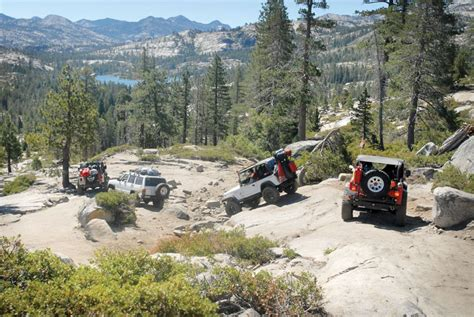 rubicon trail top 3 4x4 routes in the world