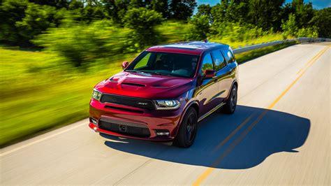Dodge Car Wallpaper Hd by Dodge Durango Srt 2018 Wallpaper Hd Car Wallpapers Id