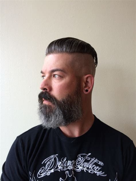 cut of the week slickback undercut