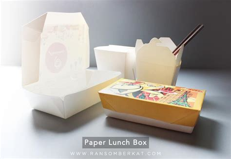 Preloved Kotak Tissue Kotak Biru jual kotak makan kertas harga murah kota tangerang oleh toko ransom berkat paper tissue and
