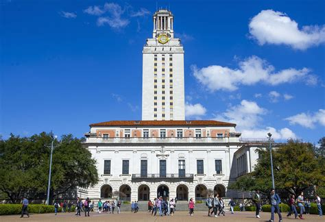 Ut Mba Deadlines by Why Ut Graduate School The Of