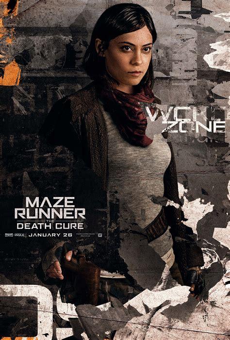 Maze Runner Cure 3 maze runner the cure