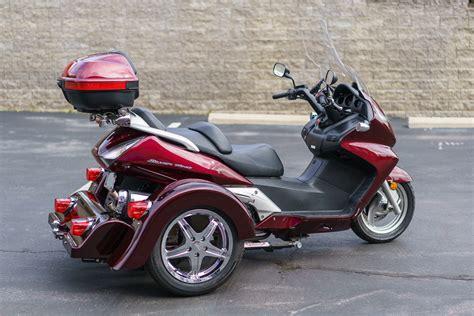 2009 Honda Silverwing Fast Cars