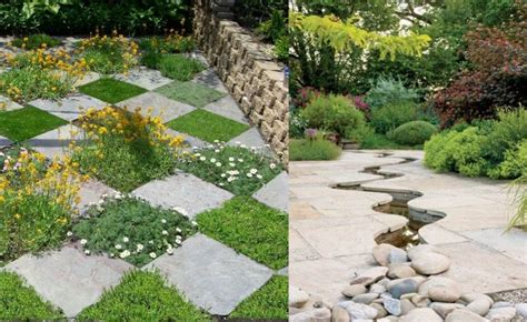 Decorative Gravel Garden Ideas by Decorative Garden Ideas