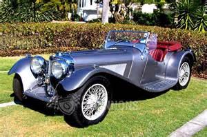 Jaguar Ss 100 Quot Finch Hocking Quot Jaguar Ss100 Replica 1937 Auctions