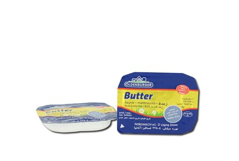 Unsalted Butter Shelf by Foodgears Industrial International Ltd
