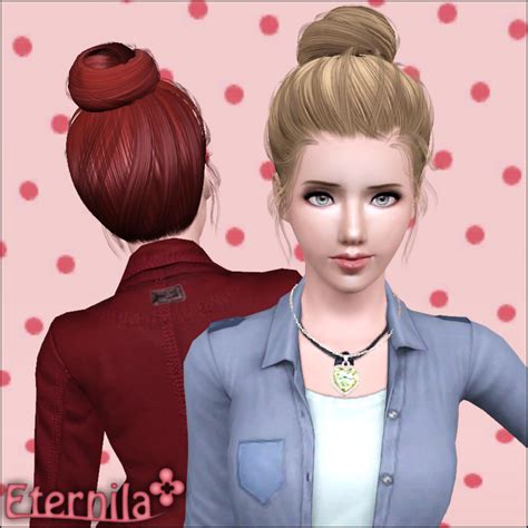 download hair female the sims 3 my sims 3 blog newsea sakura retextures by eternila