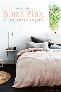 linen colored duvet cover in search of the blush pink bedding set kimi who