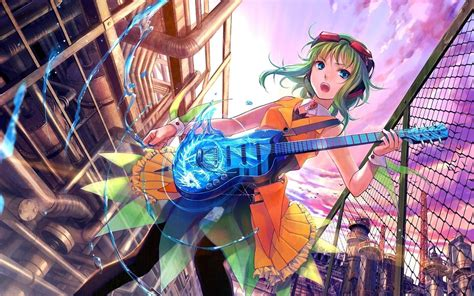 anime music girl wallpaper anime music wallpapers wallpaper cave