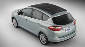 Electric Car Sales Today Ford S New Solar Powered Hybrid Car Can Charge Up Without