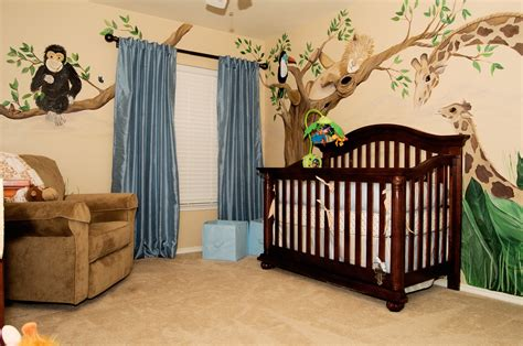 jungle baby room ideen boy baby nursery closet ideas boy decorating room decor