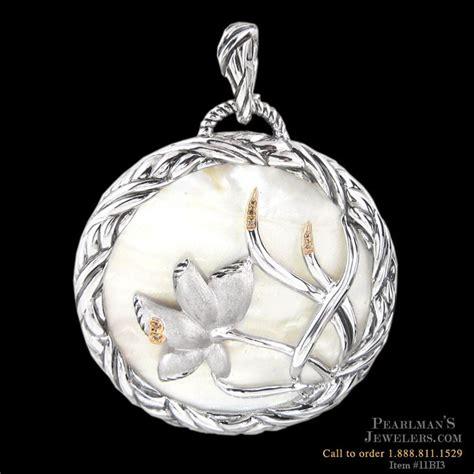 bellarri jewelry sea of pearl pendant