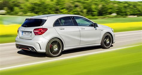 Mercedes Features by 2016 Mercedes A Class Amg A45 Pricing And