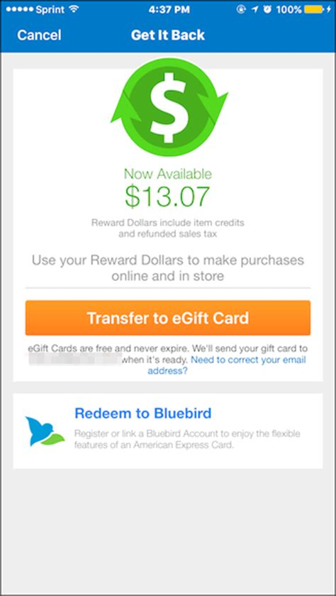 Can U Get Money Back From A Gift Card - how to save money with the walmart app s savings catcher