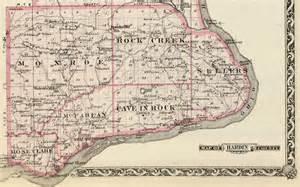 hardin county map hardin co il ahgp hardin county map 1876