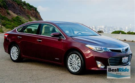 Toyota Avalon 2015 Review Review The Smooth Moving 2015 Toyota Avalon Hybrid
