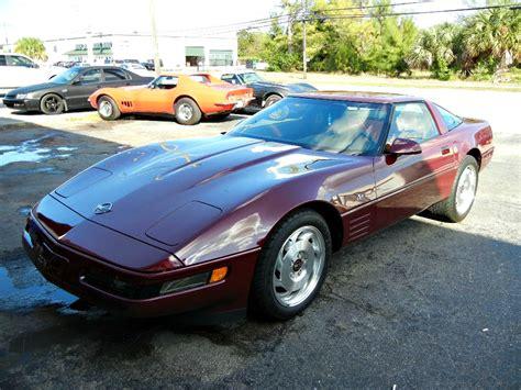 c4 corvette corvette restoration c4