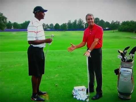golf swing for tall players tall golfer swing tip ian baker finch and penny hardaway