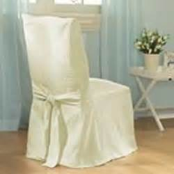 how to make slipcovers for dining room chairs making dining chair slipcovers allfreesewing com