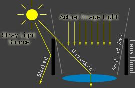 understanding camera lens flare