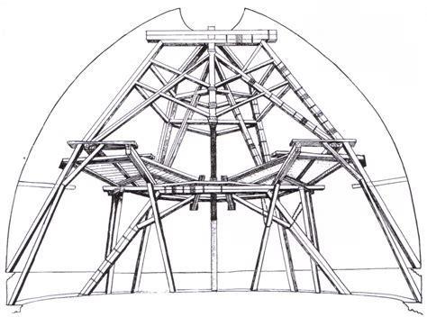 cupola brunelleschi costruzione una cupola pi 249 magnifica e gonfiante la spugna arte