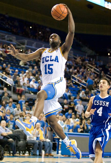 Ucla Vs Cal Stae Mba by Ucla Basketball Defeats Cal State San Marcos In Exhibition