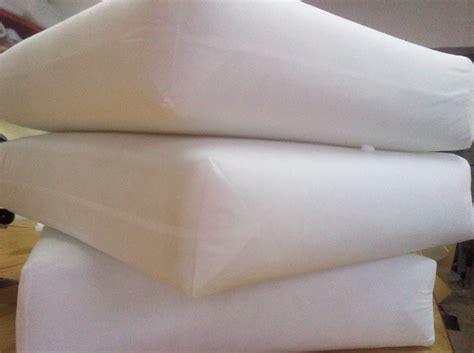 imbottitura cuscini divano cuscini su misura gommapiuma