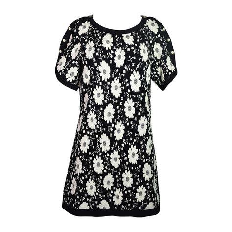 New New Chanel Maxi Hongkongk 7756 chanel 2014 cruise black and floral jacquard mini dress at