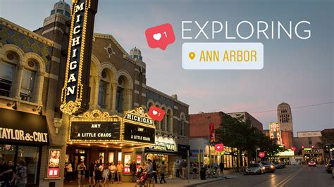 Michigan Ross Mba Events by Exploring Arbor Michigan Ross