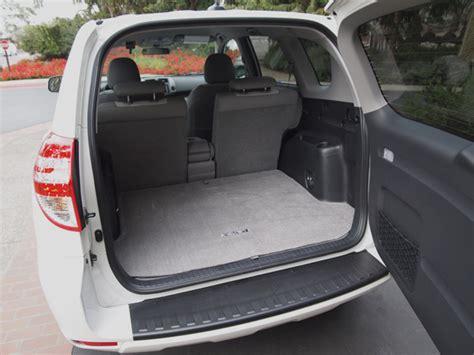 Toyota Rav4 Cargo Space 2012 Toyota Rav4 Cargo Room