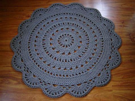 tappeto crochet oltre 25 fantastiche idee su tappeto centrino all