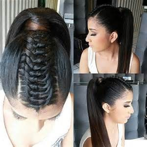 plaiting hair to grow it 25 best ideas about knotted braid on pinterest how to