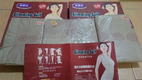 Monalisa Slimming Suit Dengan Infrared slimming monalisa infrared kozuii baju