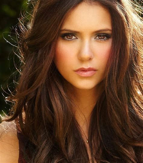 celebrities in there 30s that dye there hair elena gilbert vire diaries love her and hair color