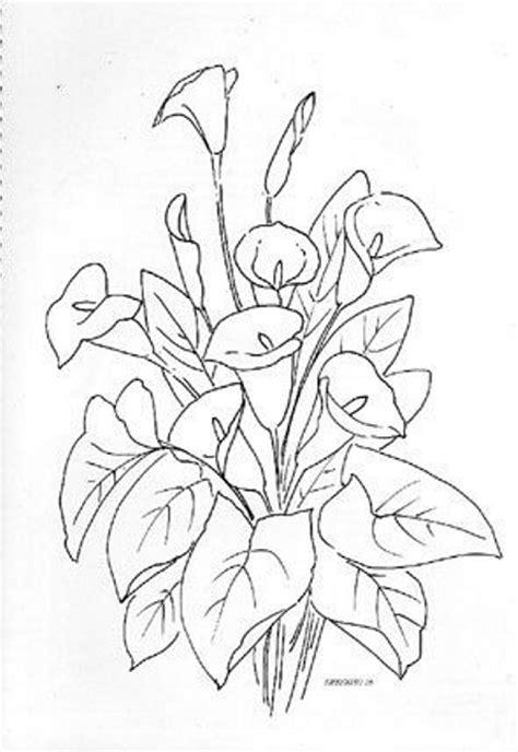 Imagenes Para Dibujar Y Bordar | guia de flores para dibujar imagui