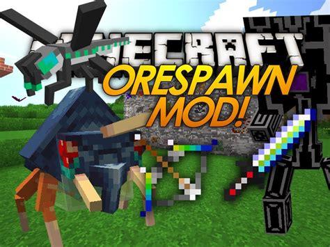 Meme Mod Minecraft - orespawn mod for minecraft 1 12 2 1 11 2 minecraftred