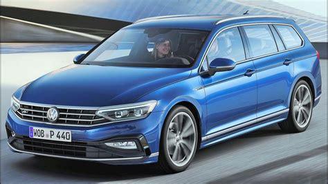 2019 Vw Passat Wagon by 2019 Volkswagen Passat Variant R Line Spacious And