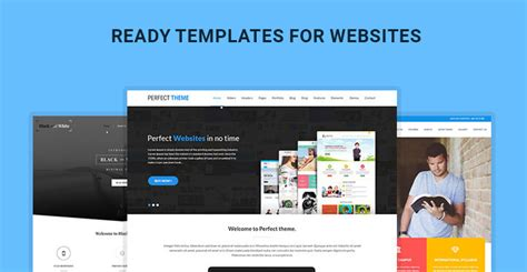 ready templates for websites using wordpress cms skt themes