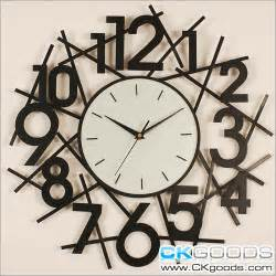 Art Wall Clock Fashion And Art Trend Unique Creative And Stylish Wall