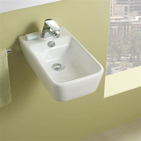 Small Bathrooms Ideas Pictures Bissonnet Emma Small Ceramic Bathroom Sink Amp Reviews