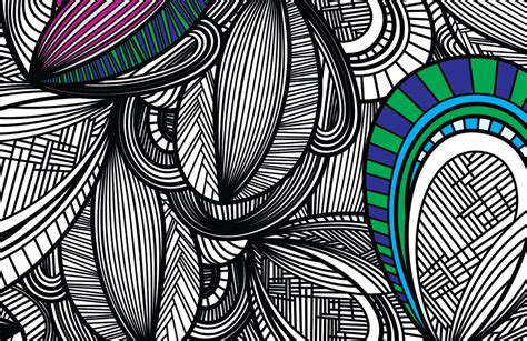 pattern art therapy art therapy colouring book free parrot pattern download