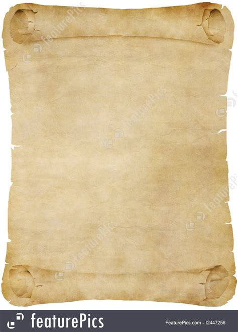 How To Make A Paper Scroll - paper or parchment scroll photo