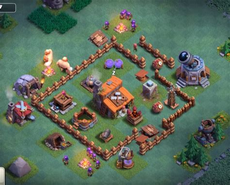 layout coc level 3 10 best builder hall 3 base designs trophy and defense