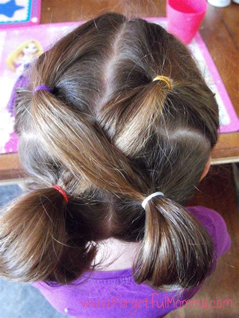 little girl hairstyles easy to do best 25 easy little girl hairstyles ideas on pinterest
