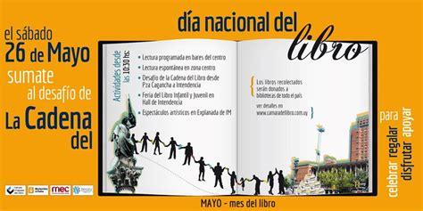 libro la uruguaya the uruguayan 26 de mayo d 205 a nacional del libro c 225 mara uruguaya del libro