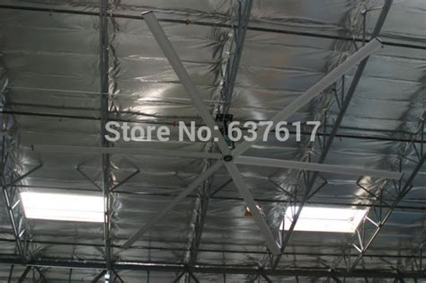 Industrial Warehouse Ceiling Fans by Beijing 7 3m Energy Saving Hvls Large Commercial Warehouse