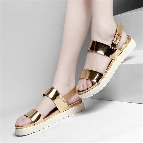 Trend Platform Shoes by Healthy Trend Platform Sandals Esoes