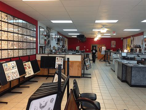 tattoo parlor designs tattoos california shop piercing